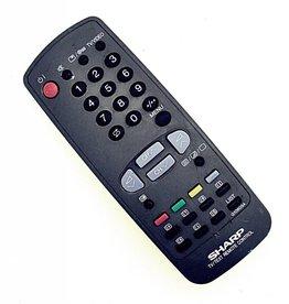 Sharp Original Sharp Fernbedienung G1060SA TV/Video remote control