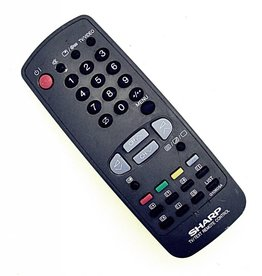 Sharp Original Sharp G1060SA TV/Video remote control