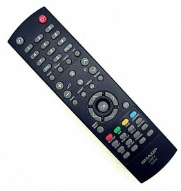 Sharp Original Sharp Fernbedienung GJ210 LCDTV remote control