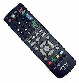 Sharp Original Sharp Fernbedienung GA718WJPA TV HDMI remote control