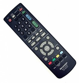 Sharp Original Sharp GA718WJPA TV HDMI remote control