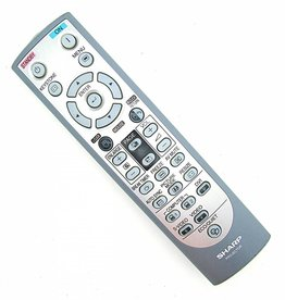 Sharp Original Sharp RRMCGA502WJSA for projector remote control