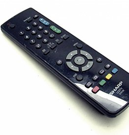 Sharp Original Sharp Fernbedienung 010150 LCDTV remote control