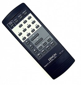 Denon Original Denon RC-241 CD-Player remote control