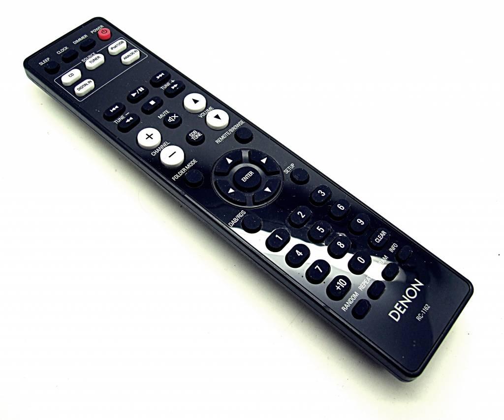 Denon Original Denon RC-1162 for CD-Receiver remote control