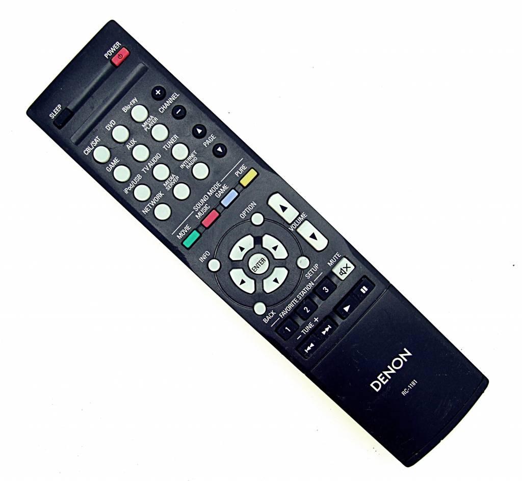 Denon Original Denon RC-1181 Universal remote control