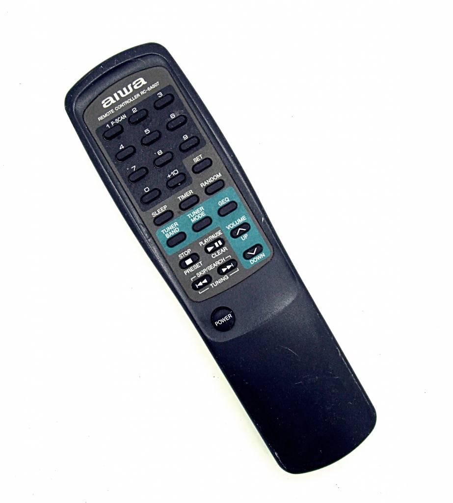 Aiwa Original Aiwa Fernbedienung RC-6AS07 remote control