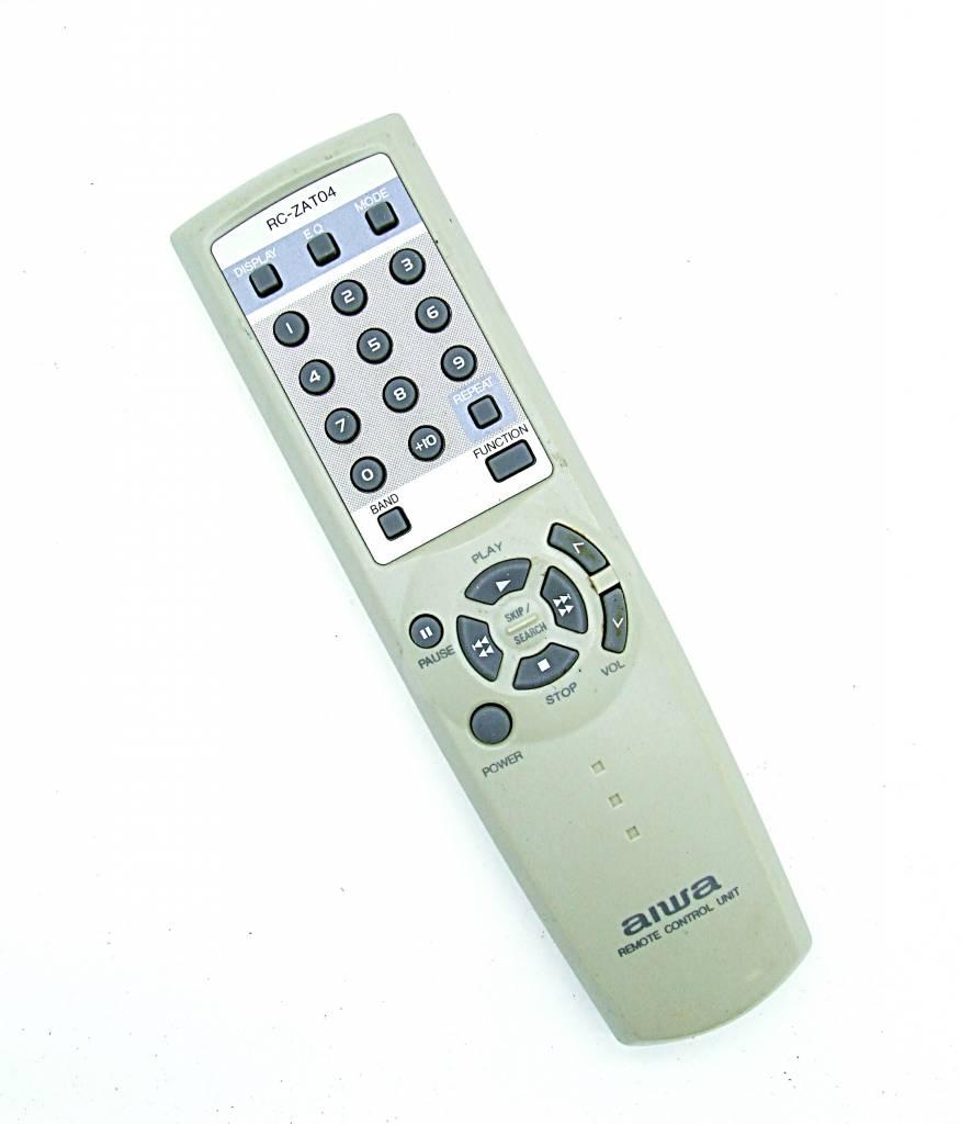 Aiwa Original Aiwa  RC-ZAT04 remote control