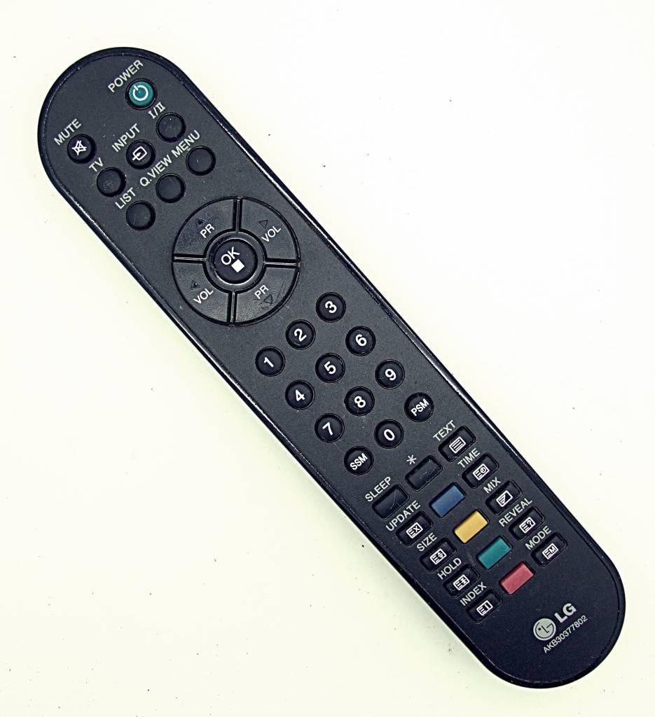 LG Original LG Fernbedienung AKB30377802 TV remote control