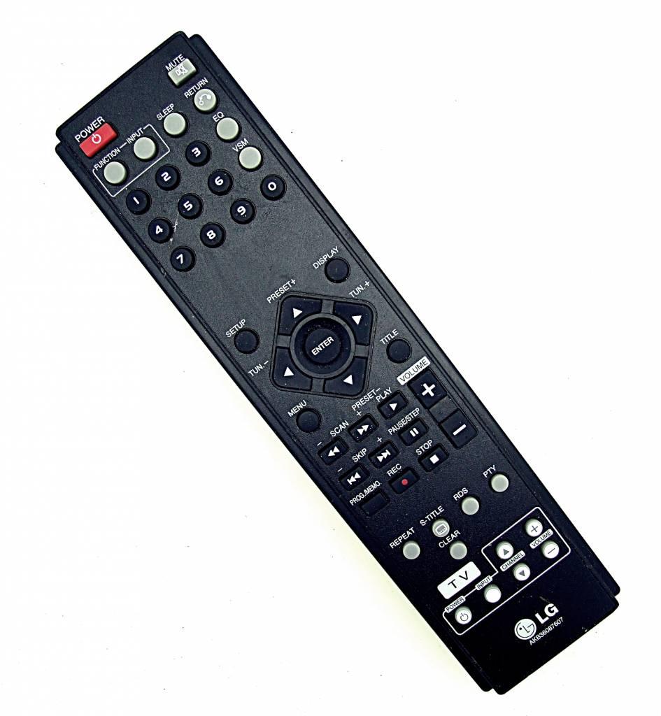 LG Original LG AKB36087607 Home Cinema TV remote control