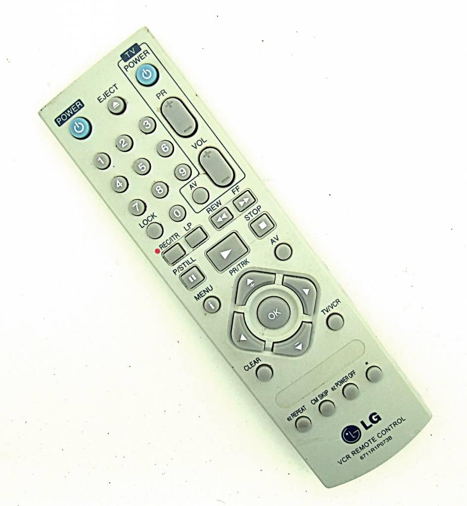 LG Original LG Fernbedienung 6711R1P073B VCR remote control