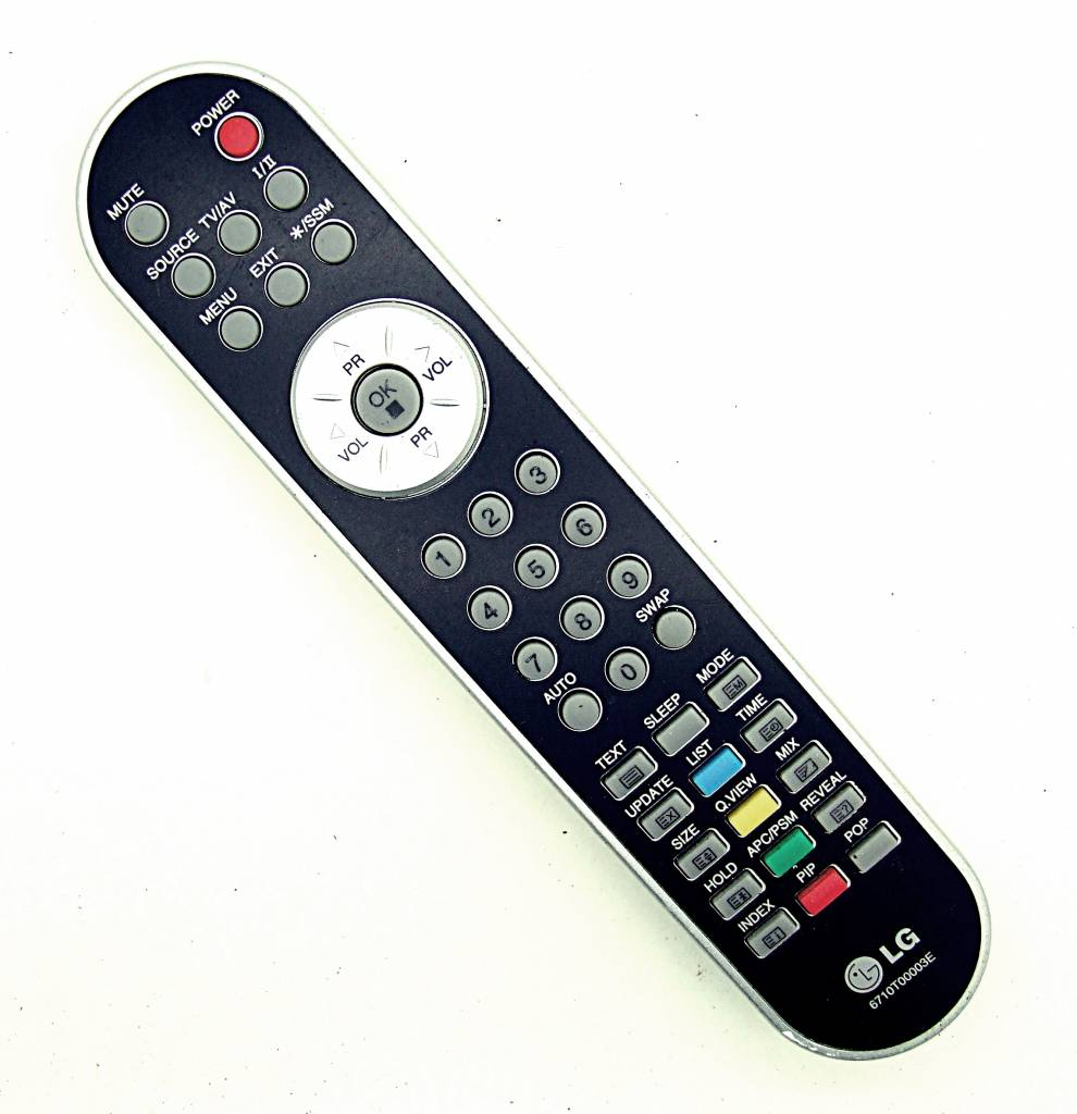 LG Original LG Fernbedienung 6710T00003E TV remote control