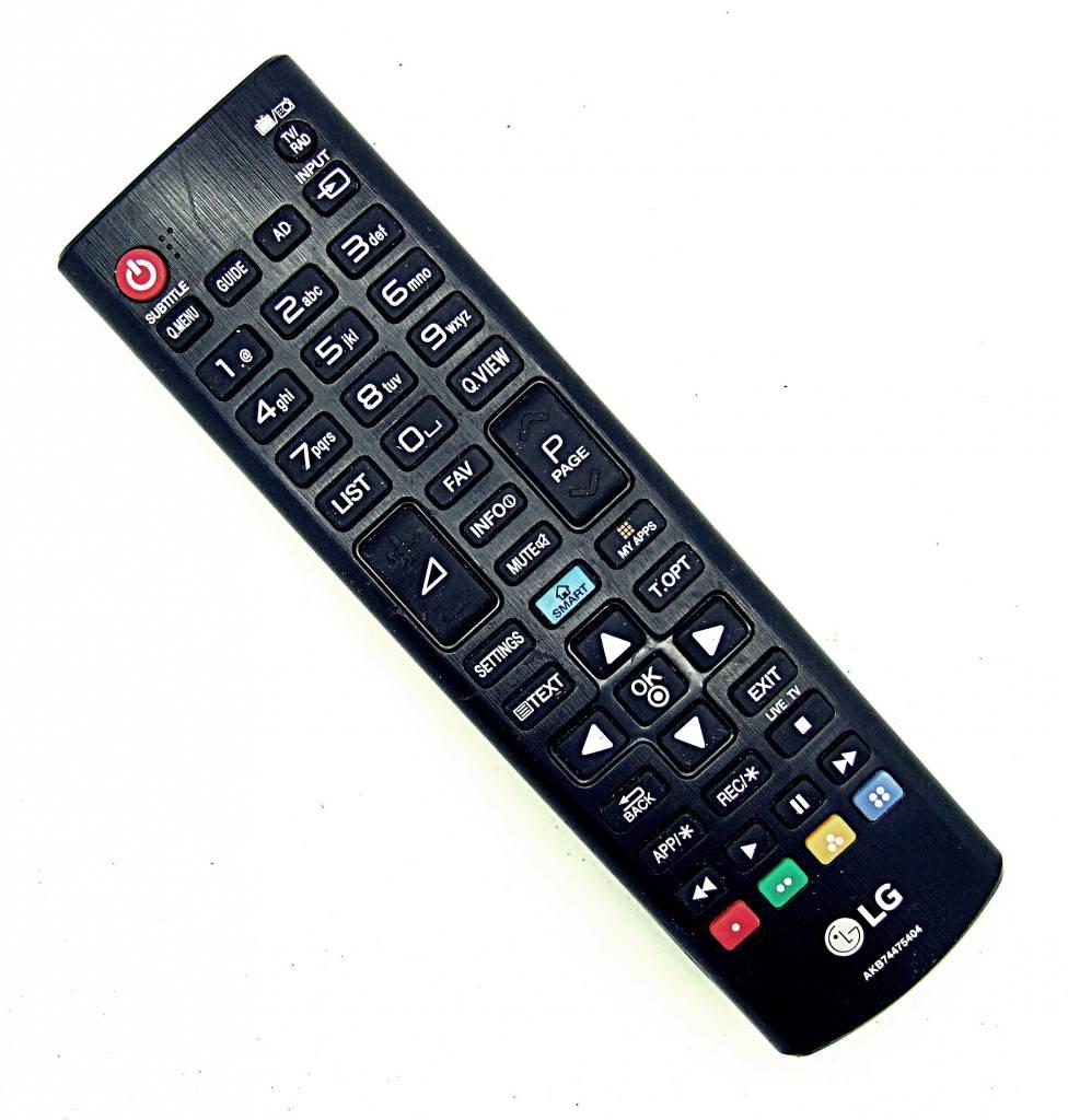 LG Original LG Fernbedienung AKB74475404 TV remote control