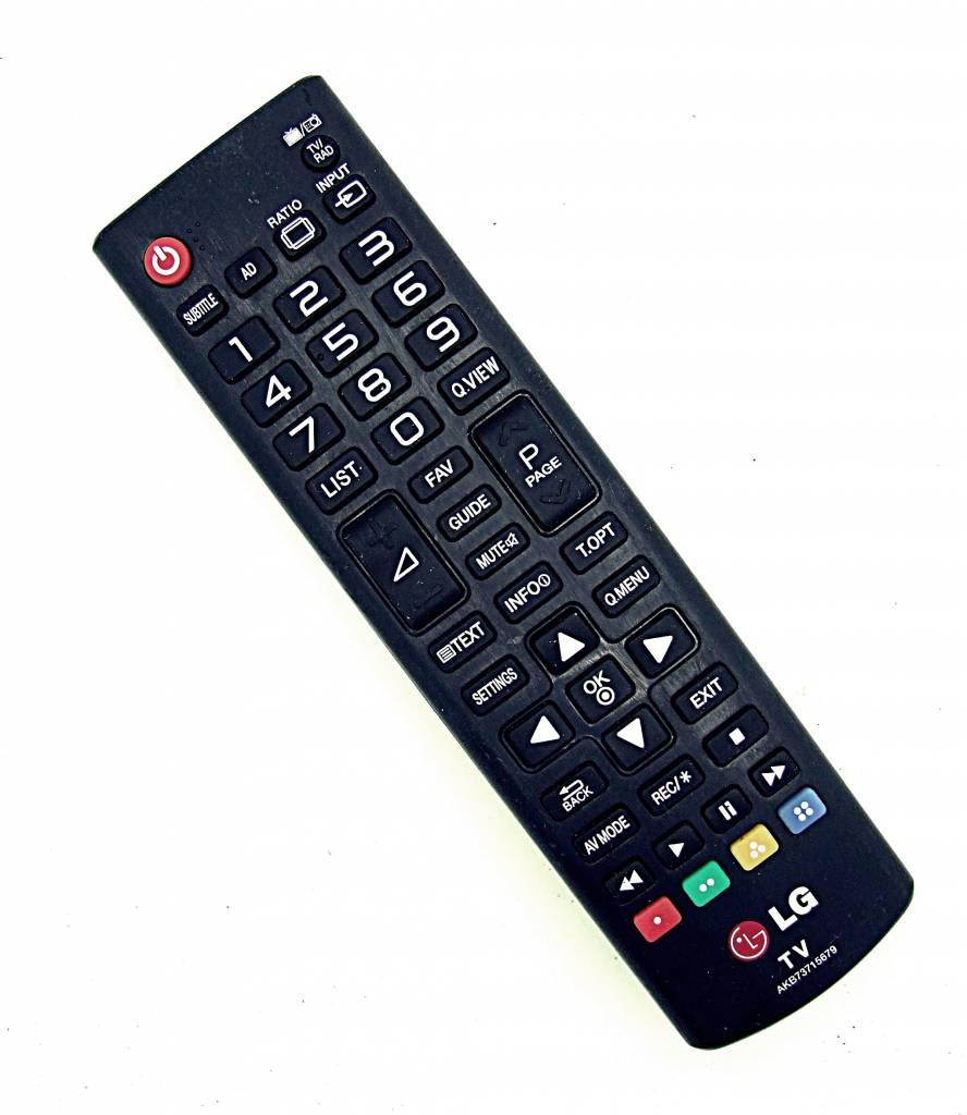 Original LG AKB73715679 TV/Radio remote cotrol
