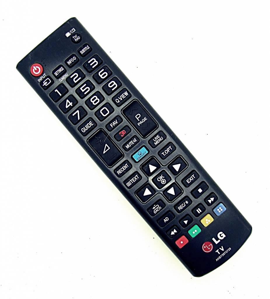 LG Original LG Fernbedienung AKB73975729 TV remote control