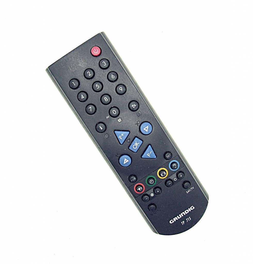 Grundig Original Grundig  TP 715 remote control