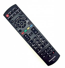Panasonic Original Panasonic N2QAYB000830 TV remote control