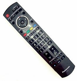 Panasonic Original Panasonic N2QAYB000181 TV remote control