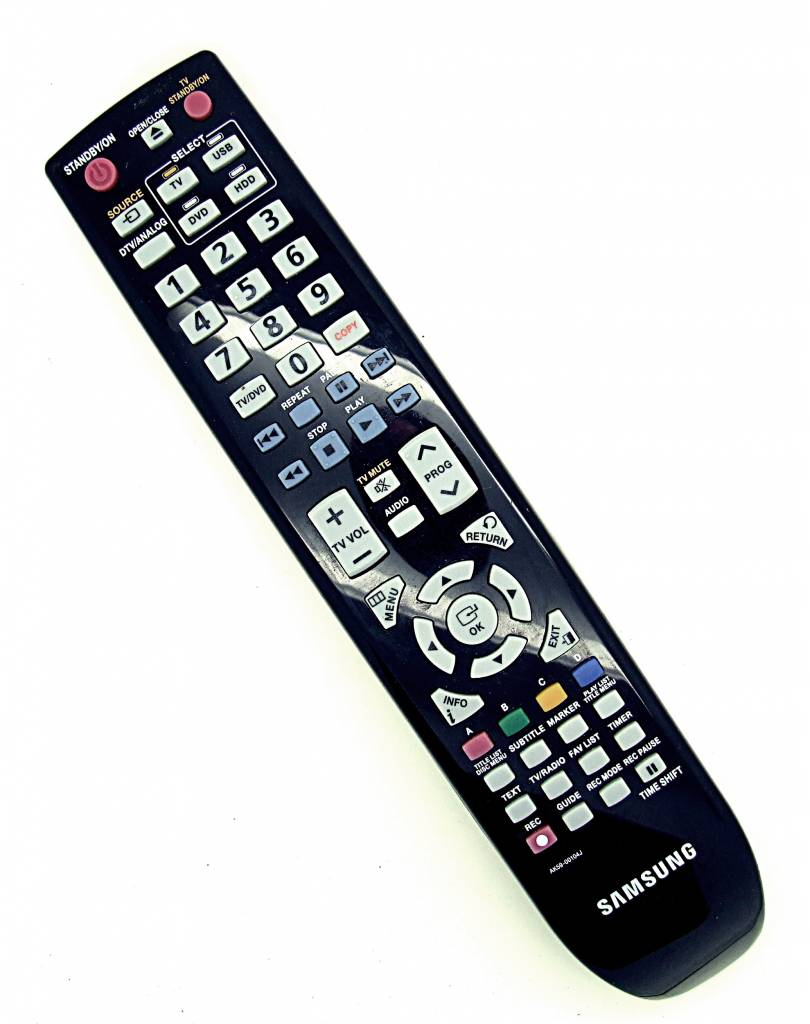 Samsung Original Samsung Fernbedienung AK59-00104J TV,HDD,DVD remote control