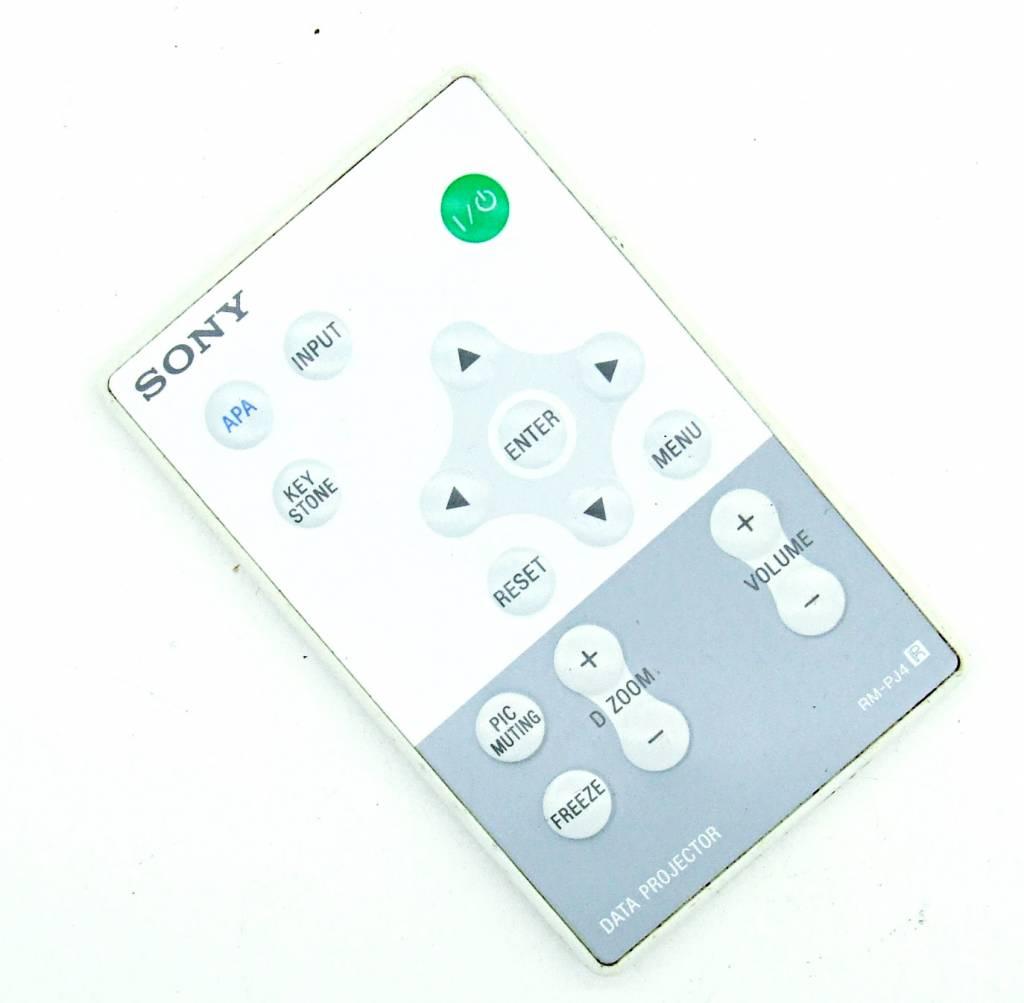 Sony Original Sony Fernbedienung RM-PJ4 für DATA Projektor remote control