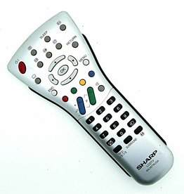 Sharp Original Sharp Fernbedienung GA387WJSA LCDTV remote control