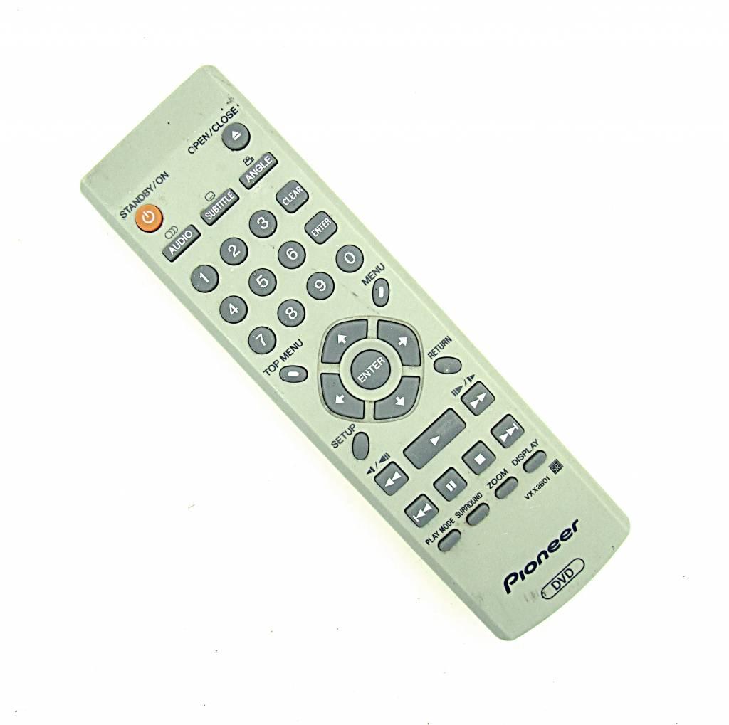 Pioneer Original Pioneer DVD Fernbedienung VXX2801 remote control