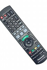 Panasonic Original Panasonic Blu-Ray Disc Recorder  N2QAYB000759 remote control