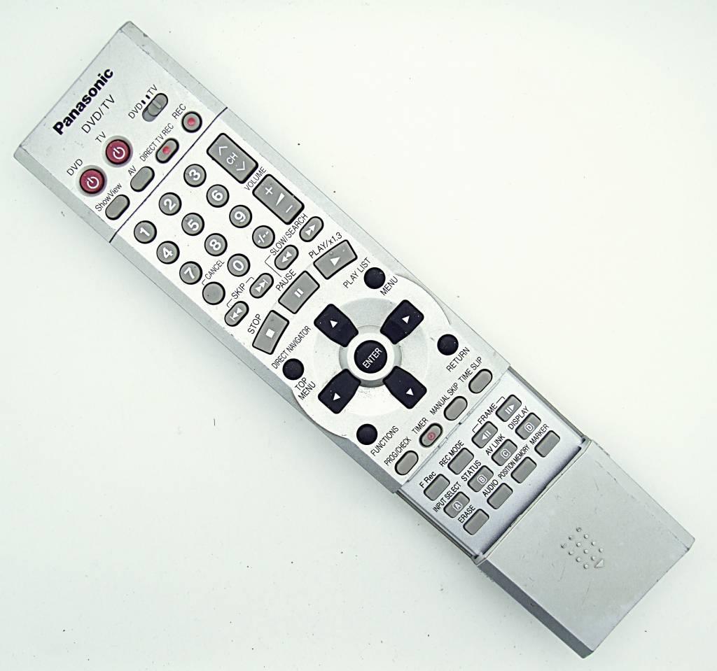 Panasonic Original Panasonic Fernbedienung EUR7615KD0 DVD/TV remote control