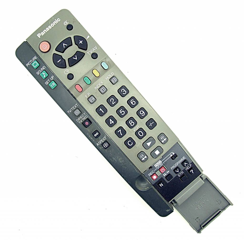 Panasonic Original Panasonic Fernbedienung EUR511210 TV/AV remote control