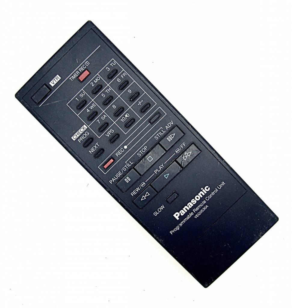 Panasonic Original Panasonic Fernbedienung VEQ0530A Video recorder remote control