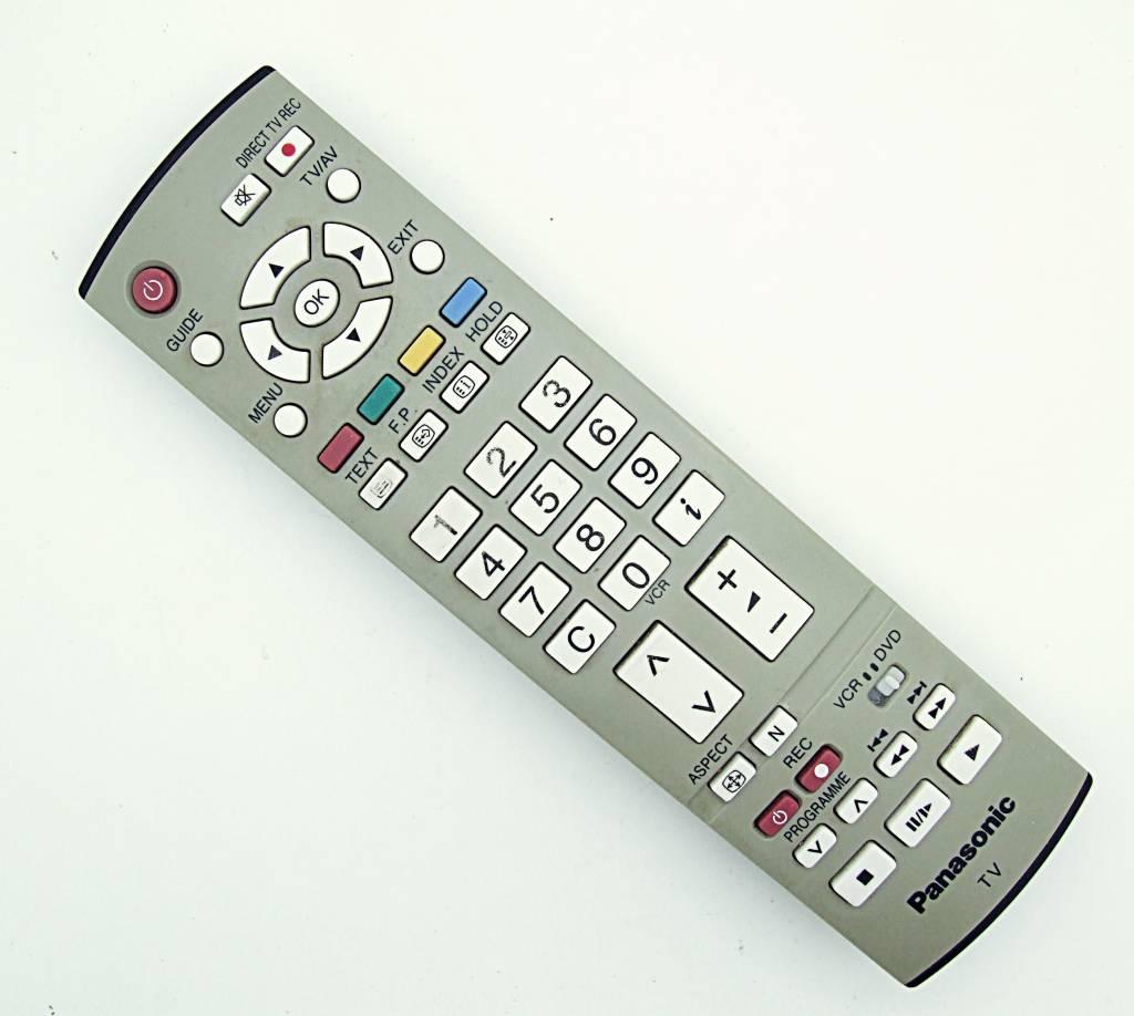 Panasonic Original Panasonic TV EUR7651060 remote control