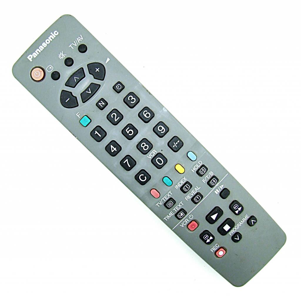 Panasonic Original Panasonic Fernbedienung EUR511300 remote control