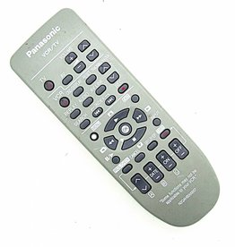 Panasonic Original Panasonic VCR/TV  N2QAHB000007 remote control