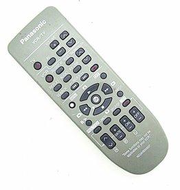 Panasonic Original Panasonic VCR/TV  N2QAHB000007 remote control