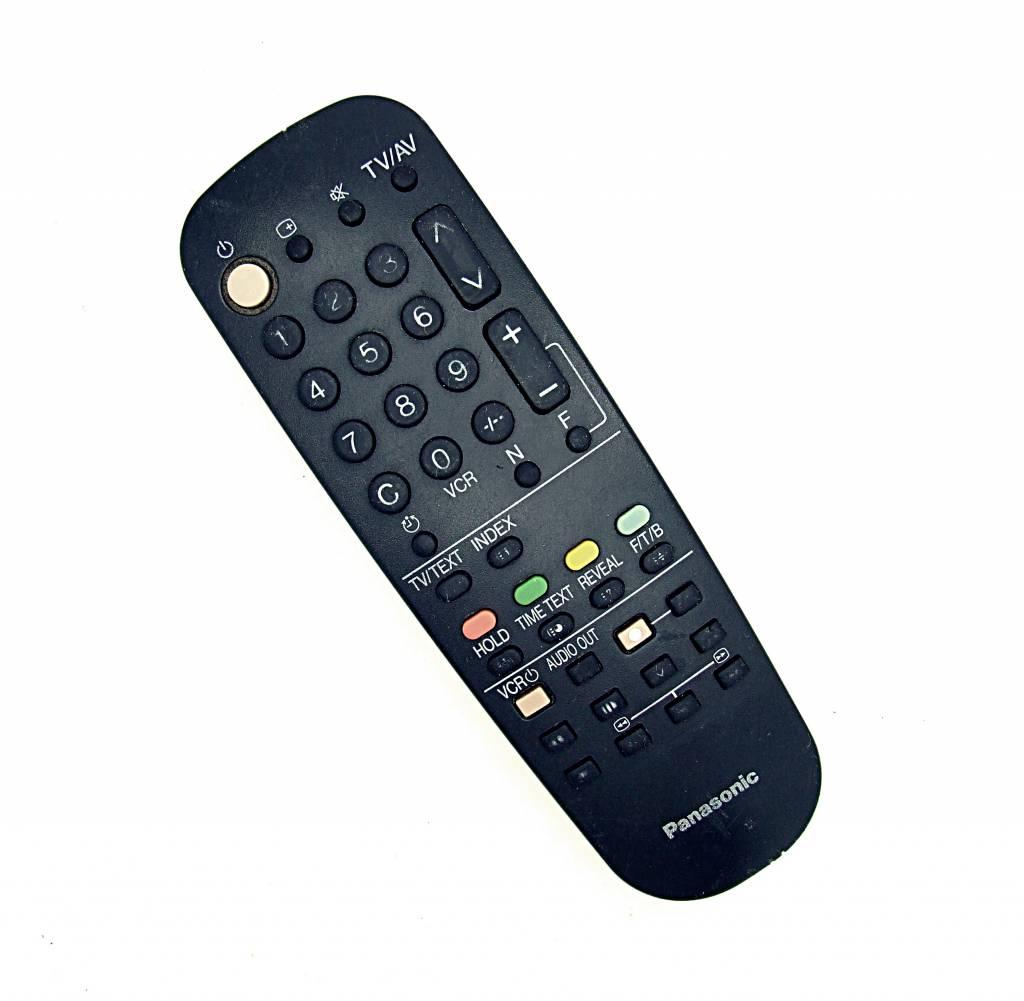 Panasonic Original Tv Av Tnq8e0461 2 Remote Control