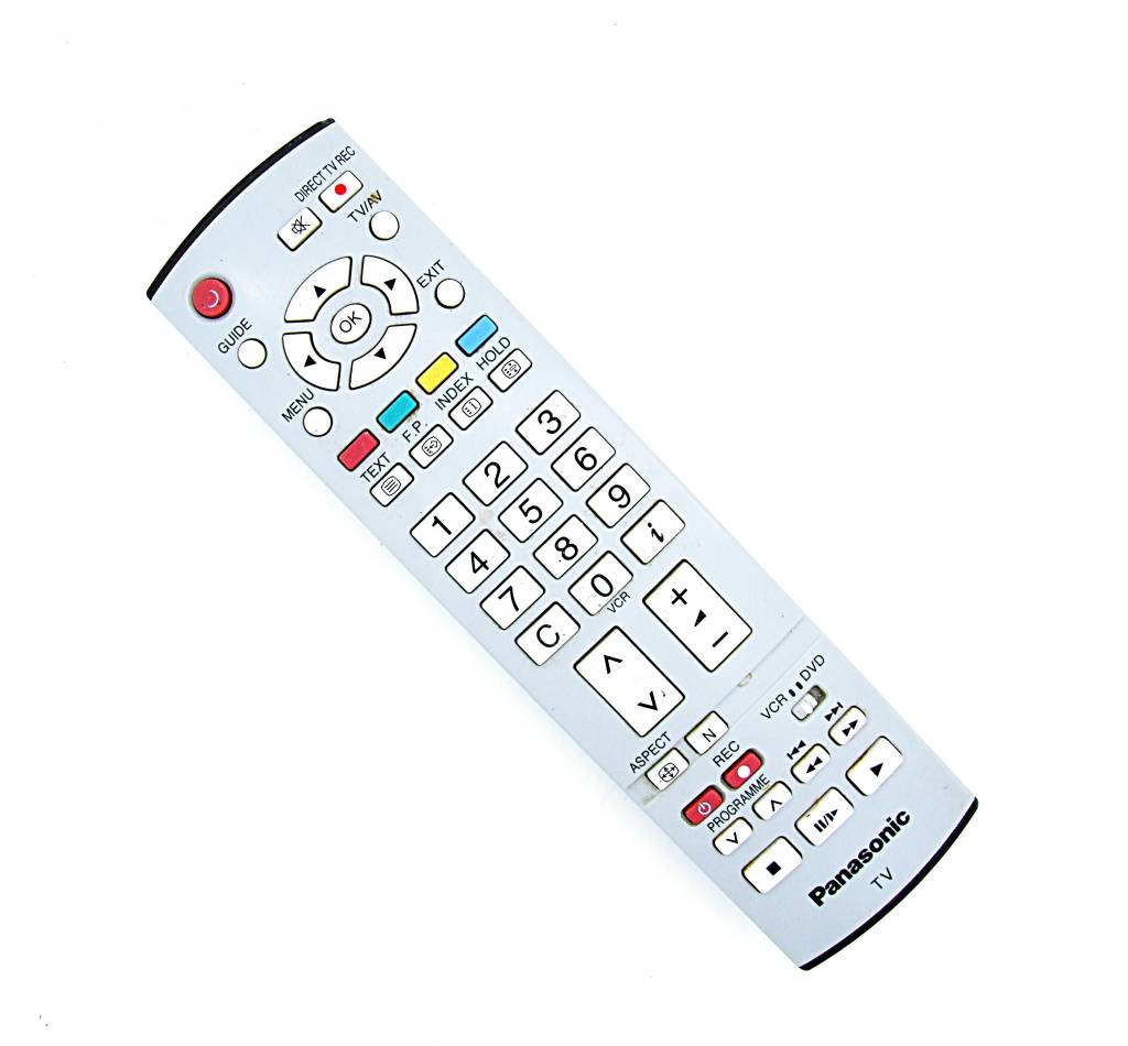 Panasonic Original Panasonic TV Fernbedienung EUR765109A remote control