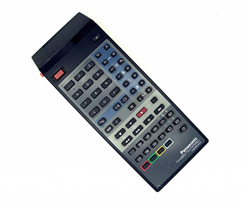 Panasonic Original Panasonic Fernbedienung TNQ8E0403 TV/Video remote control