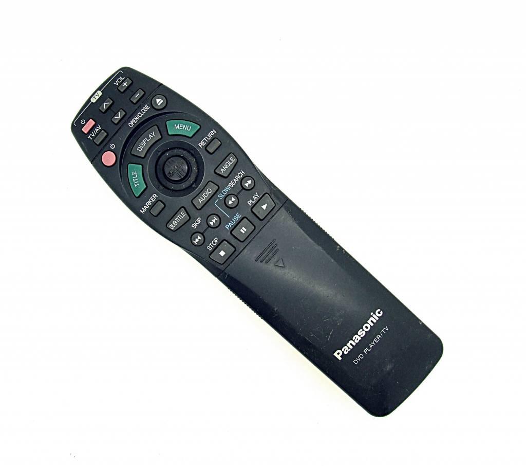 Panasonic Original Panasonic VEQ2248 DVD Player/TV remote control