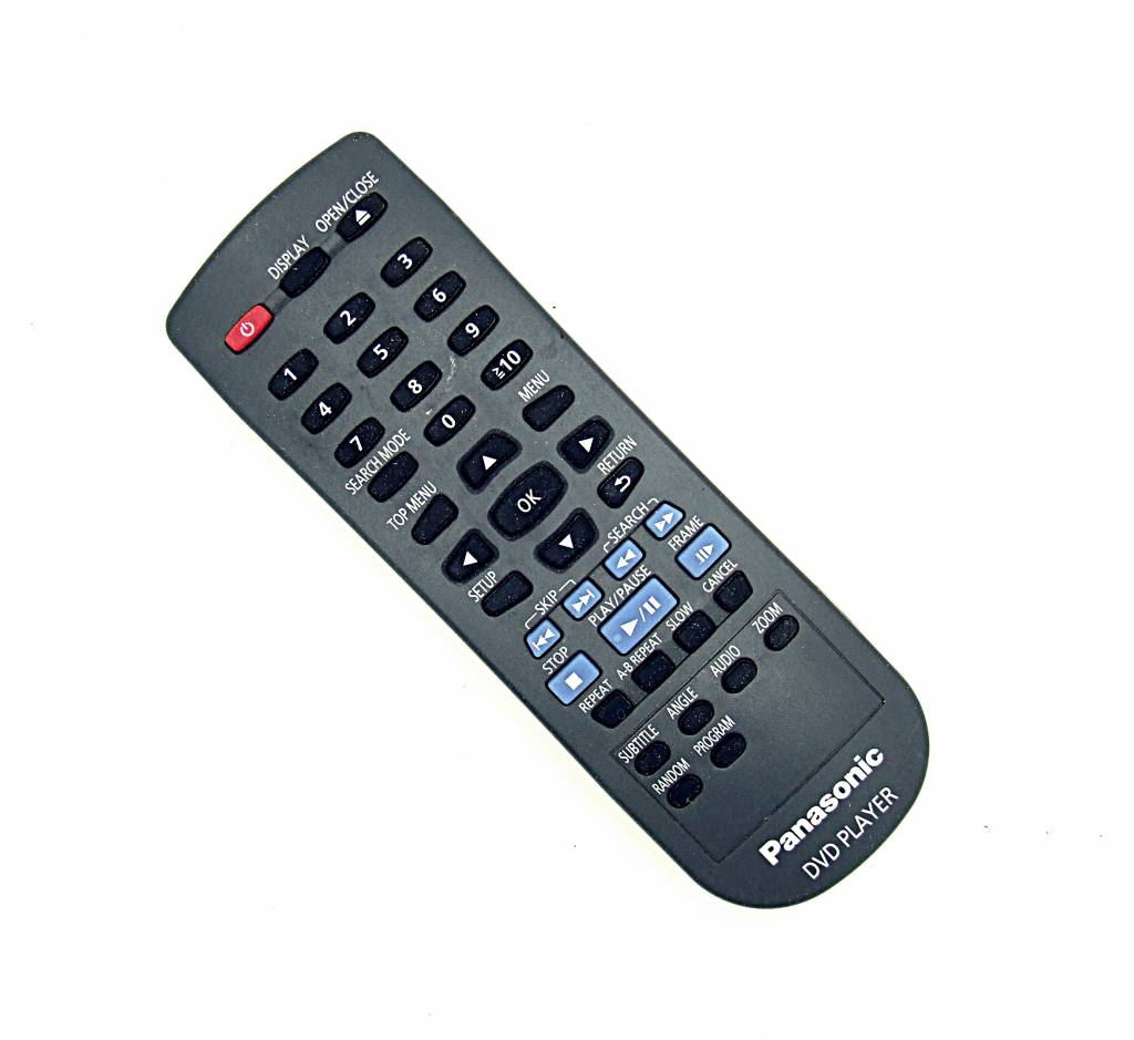 Panasonic Original Panasonic Fernbedienung N2QAJA000002 DVD Player remote control
