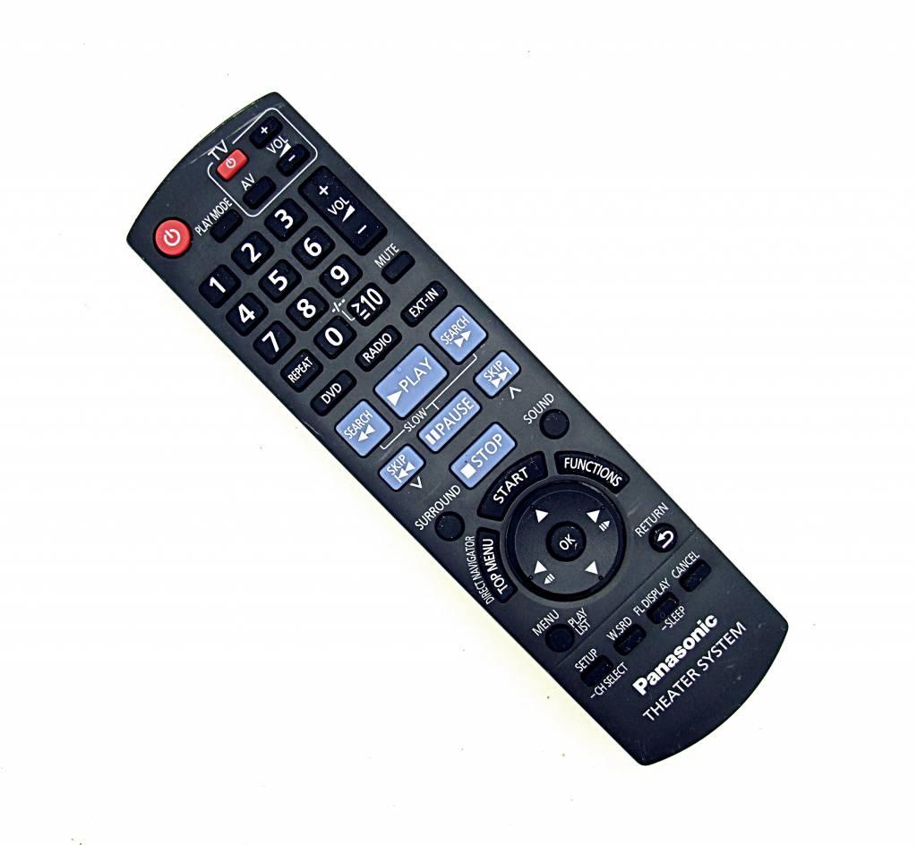 Panasonic Original Panasonic Fernbedienung N2QAYB000456 Theater System remote control