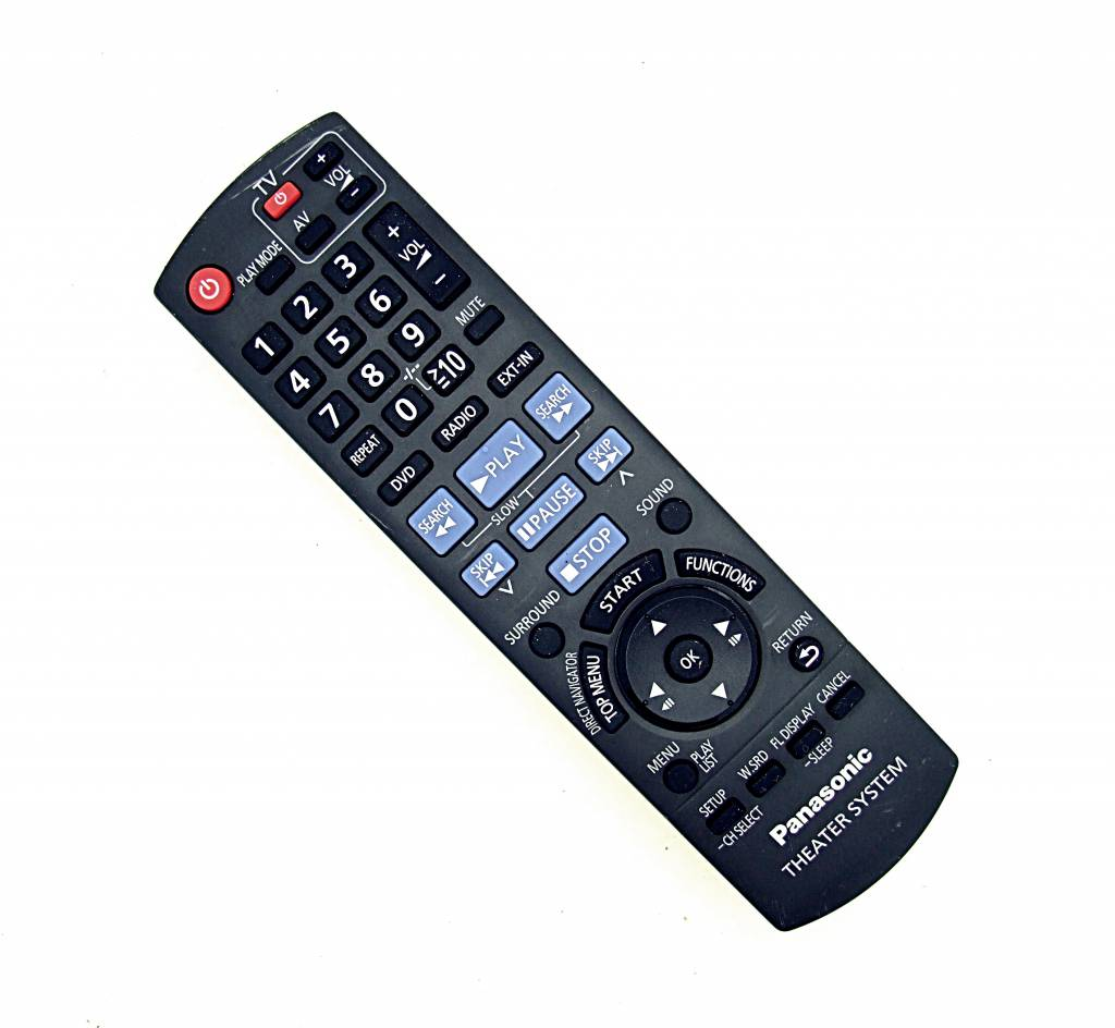 Panasonic Original Panasonic N2QAYB000456 Theater System remote control