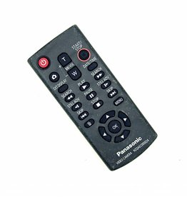 Panasonic Original Panasonic N2QAEC000024 Video Camera remote control