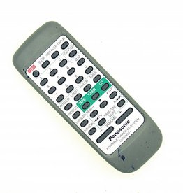 Panasonic Original Panasonic Fernbedienung EUR648251 Stereo CD System remote control