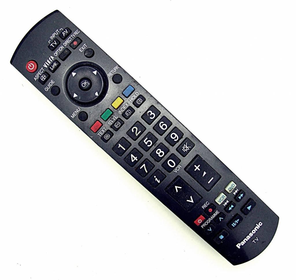 Panasonic Original Panasonic Fernbedienung EUR7737Z250 TV remote control