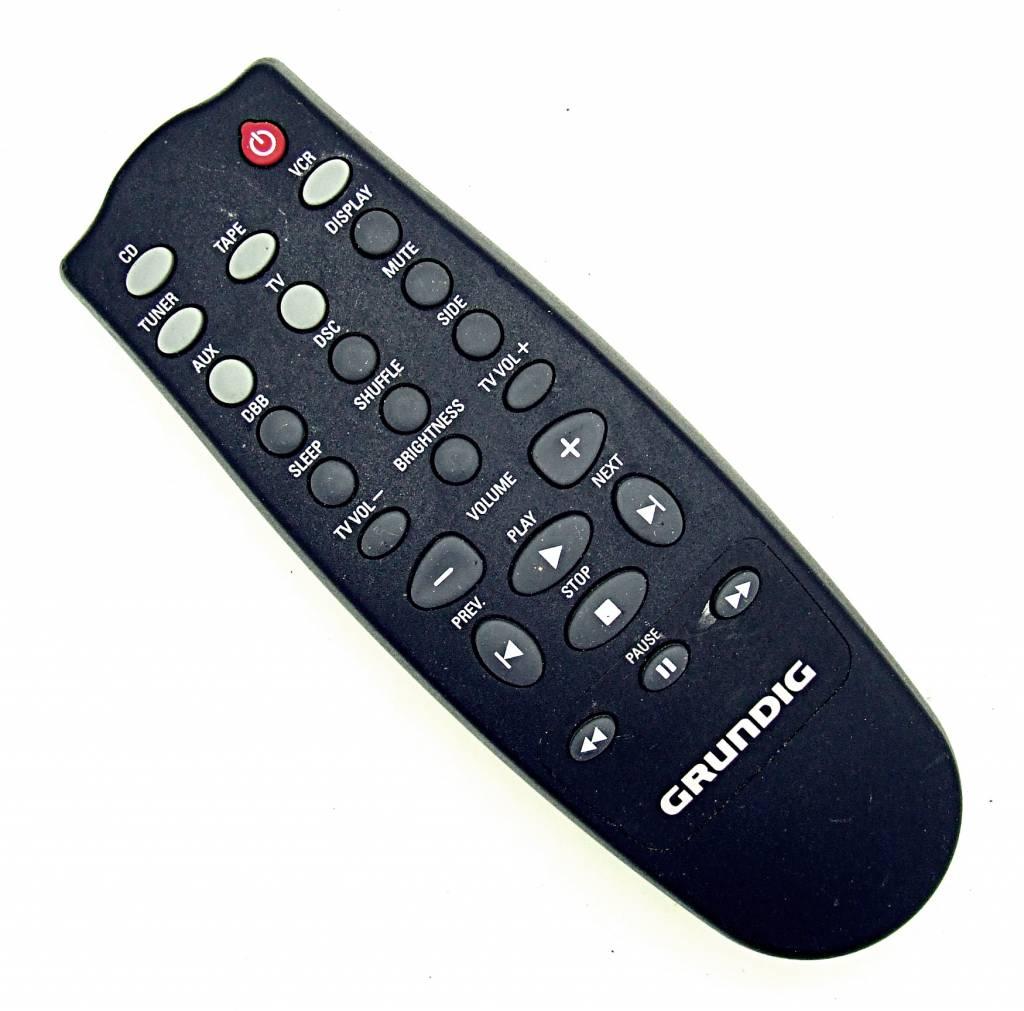 Grundig Original Grundig Fernbedienung RC0787/18 CD, Tape, VCR remote control
