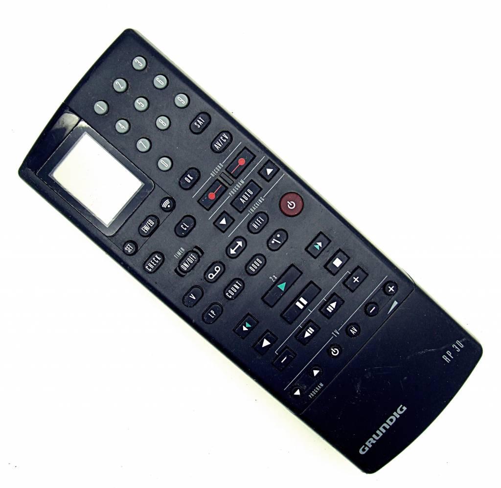 Grundig Original Grundig RP30 TV/VCR remote control