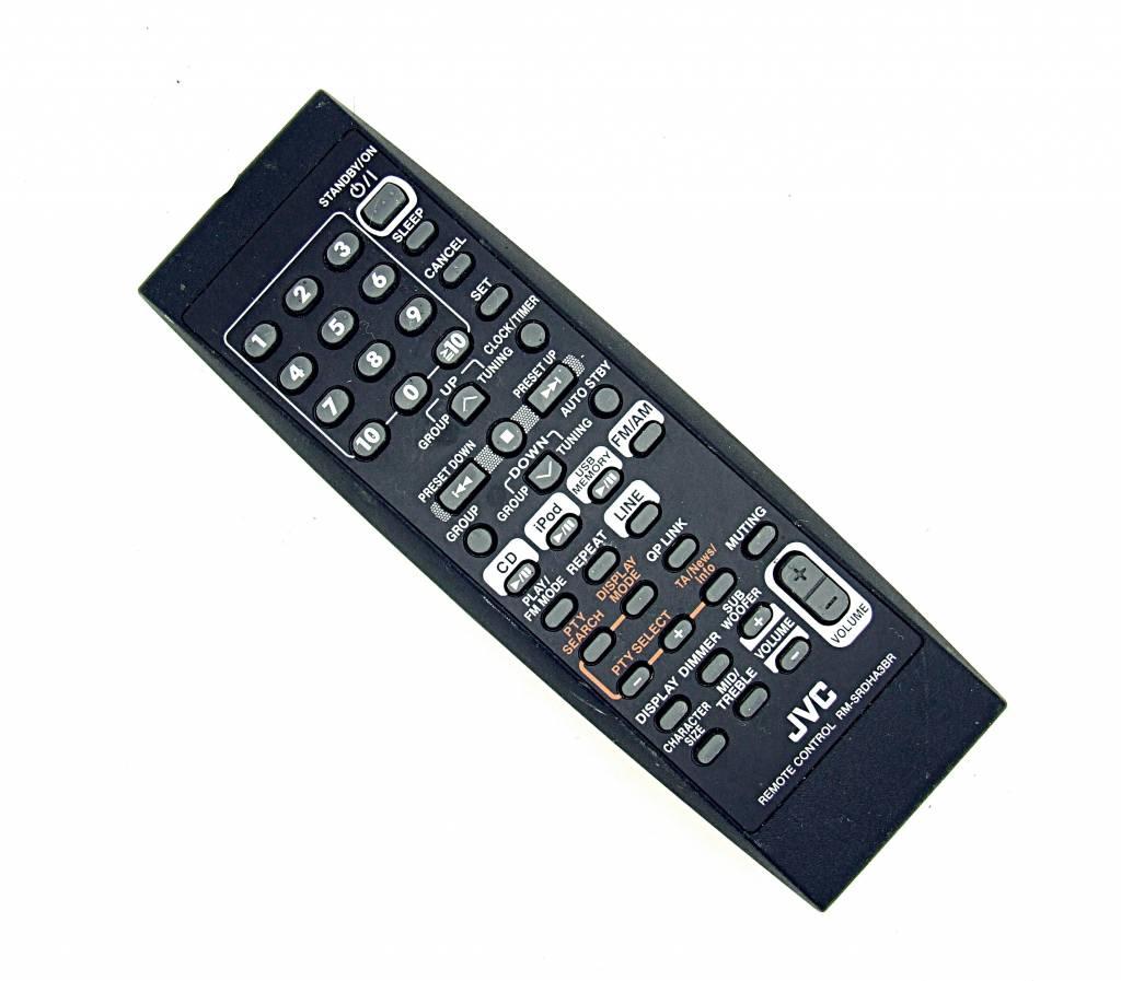 JVC Original JVC Fernbedienung RM-SRDHA3BR Audio + Hifi remote control