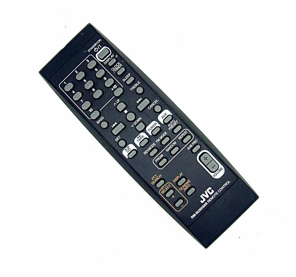 JVC Original JVC Fernbedienung RM-SUXH35R Audio + HiFi remote control