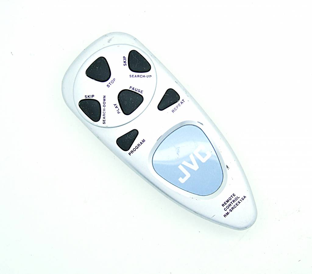 JVC Original JVC RM-SRCEX10A Audio System remote control