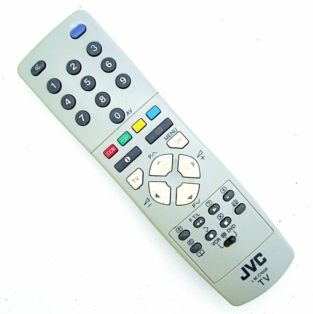 JVC Original JVC TV RM-C1508 remote control